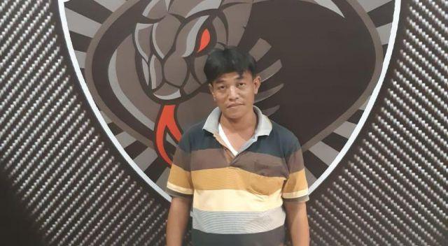 Bisnis Togel, Erpan Pasirian Dibekuk Tim Cobra Dirumah Istrinya di Sukodono