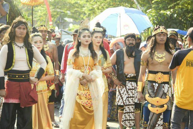 Film Candi Gedhong Putri Karya Sineas Lumajang Berlatar Sejarah Pertama