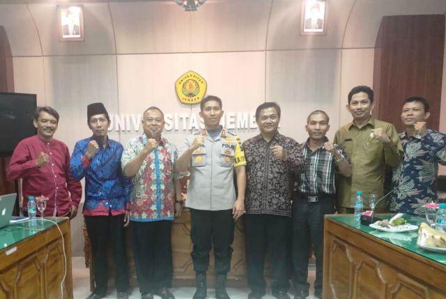 Forum Doktor Kabupaten Lumajang Terbentuk dan Dihadiri AKBP Arsal Sahban