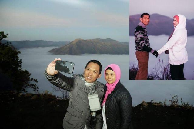 Ciye..!  Foto Romantis Bupati dan Kapolres di B29 Lumajang Bikin Baper Netizen