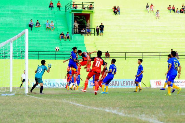 Gilaa..! Semeru FC Berondong Gawang Persegres 4 Gol Tanpa Balas