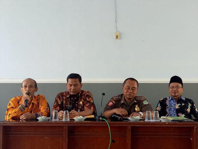 Kabag Humas Lumajang Jarang Berkomunikasi  dikritik Wartawan
