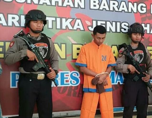 Polisi Tunggu Hasil Labfor Terkait Kasus Narkoba Hanif Rohman