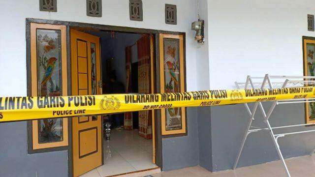 Duh..! Polisi Grebek Home Industri Sabu di Wonogriyo Lumajang