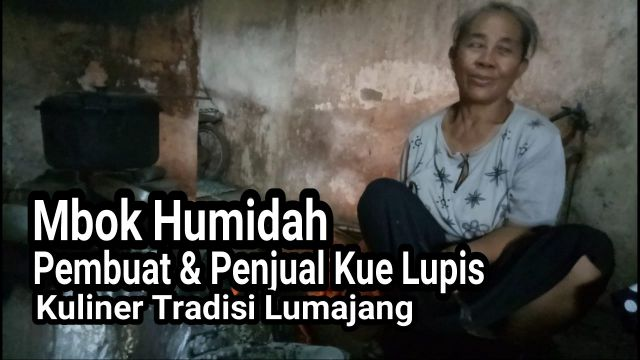 Video : Humidah Pembuat Kue Lapis Tradisional Legendari Asal Kunir