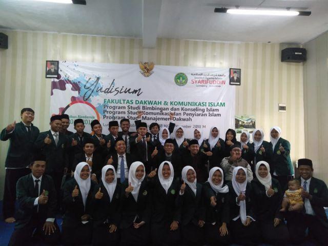 IAI Syarifuddin Lumajang Akan Mewisuda 286 Mahasiswa Terbaiknya