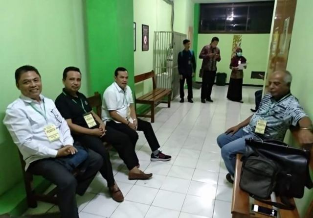 3 Paslon Cabup-Cawabup Lumajang Ikuti Tes Kesehatan di RSSA Malang