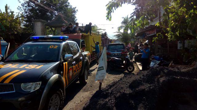 Audensi Jalan Rusak, Warga Jarit Akan Ngelurug Pendopo Kabupaten Lumajang