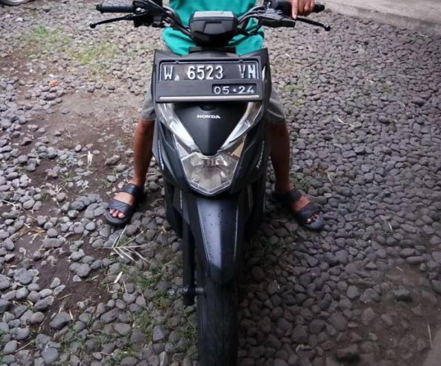 Usai Tarawih, Motor Raib Digondol Maling di Jalan Panjaitan Lumajang