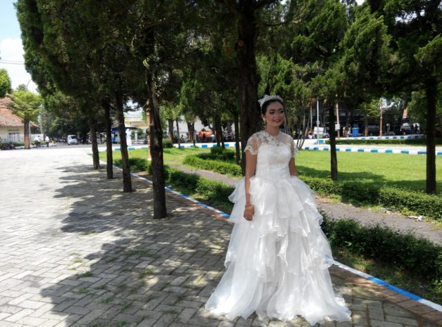 Inspektorat Ikut Awasi Hasil Pembangunan Alun-alun Lumajang