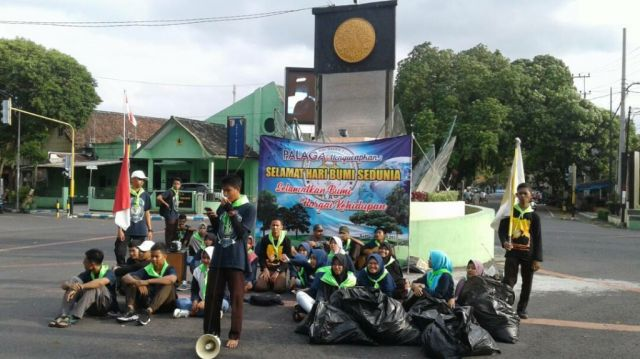 Peringati Hari Bumi, PALAGA Ajak Warga Peduli Lingkungan