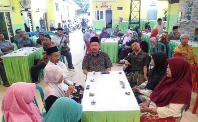 H. M. Nur Purnamasidi DPR RI Golkar Buka Bareng Disabilitas Lumajang