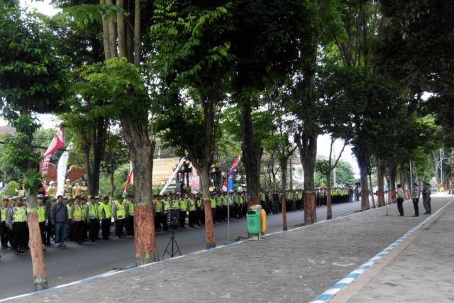 Malam Takbir, Petugas Gabungan Akan Amankan Kota Lumajang