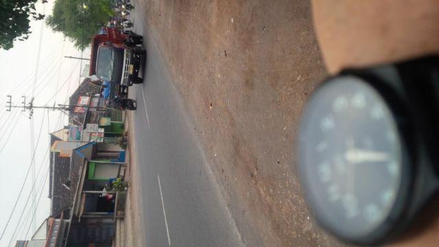 Tak Dipatuhi, Warga Sumbersuko Keluhkan Truck Masih Beroperasi Saat Pagi Hari