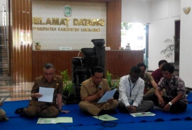 Kerja Keras, Imunisasi Campak dan Rubella di Lumajang Capai 99,47 Persen