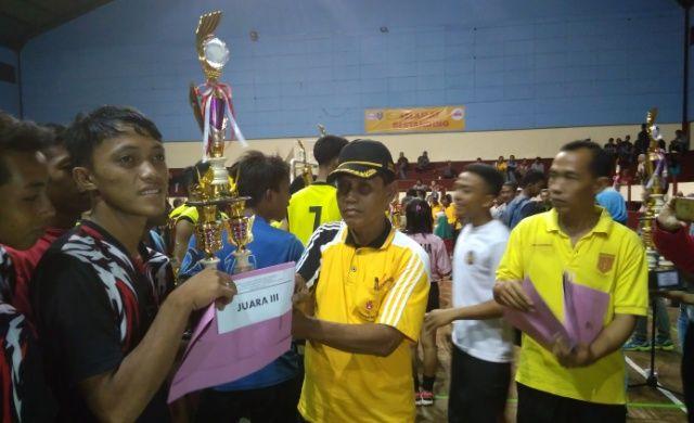 Kejuaraan Piala KONI 2017 Resmi Ditutup, Banyak Atlet Baru Yang Muncul