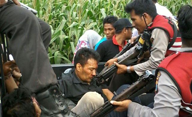 Kejar-kejaran, Polres Lumajang Ringkus Komlpotan Maling Antar Kabupaten