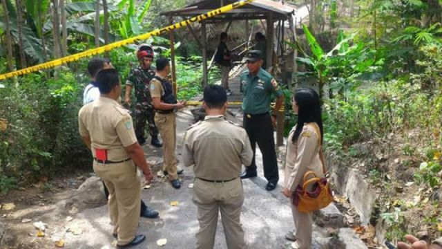 Berbahaya, BPBD Minta Warga Tak Nekat Lewati Jembatan Jurangmangu