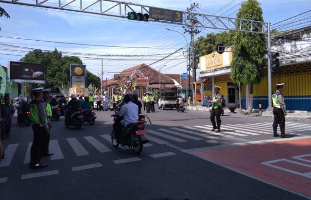 Ini Jam-jam Ops Zebra, 1.600 Kendaraan Sudah Ditilang di Lumajang