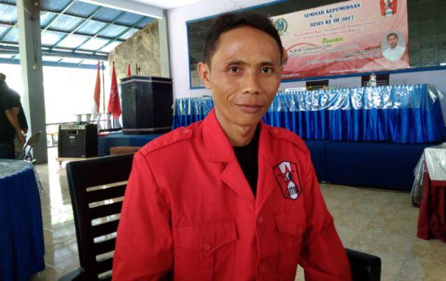 Selamat Datang di Lumajang Bung.. !! DPC GMNI Resmi Berkibar