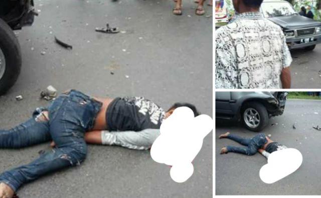 Setelah Dirawat, Korban Laka di Jalan Jatiroto Akhirnya Meninggal