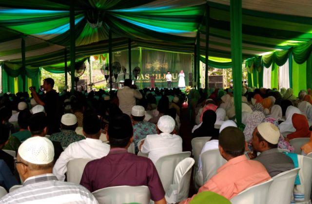 Bersama Ratusan Kyai, PKB Lumajang Deklarasi Jas Hijau