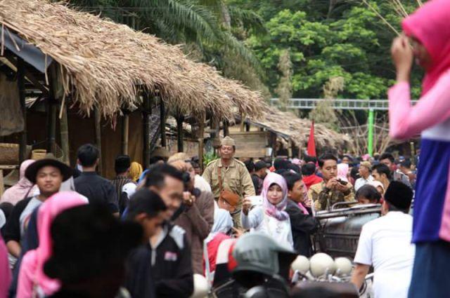Sukses, Loemdajang Djadoel 2017 Sedot Puluhan Ribu Pengunjung