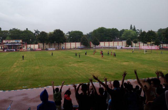 Jamu Persela di SSL, Skuad Semeru FC Tahan Imbang 1-1