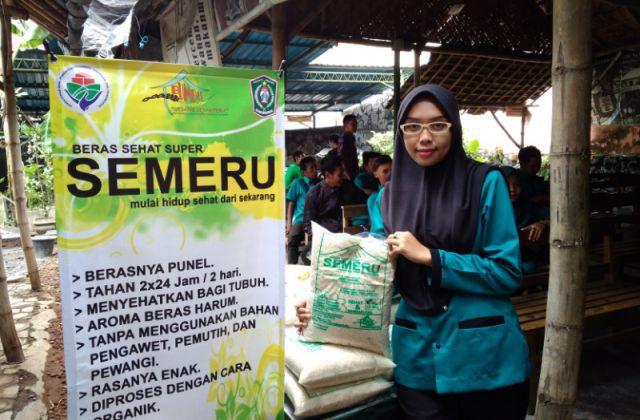 BUMDes Gesang Sejahtera Produksi Pupuk Organik dan Jual Beras Sehat Semeru