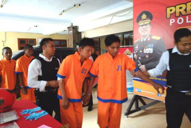 Komisi A DPRD Apresiasi Kinerja Polisi Berhasil Ringkus Begal Sadis