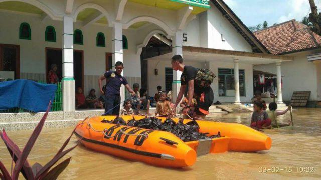 Banjir Rowokangkung Terburuk Kedua Setelah Tahun 2000
