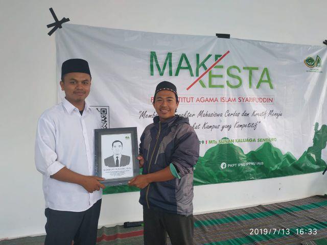 PKPT IPNU dan IPPNU IAI Syarifuddin Lumajang Menggelar Makesta