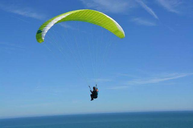 Paralayang Akan Uji Terbang di Gunung Wayang Lumajang