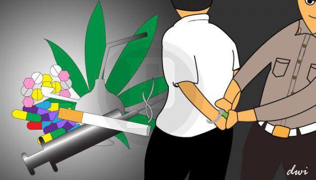 Polres Lumajang Ungkap 38 Kasus Narkotika dan Penjarakan 50 Orang