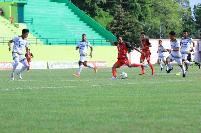 Gol Tunggal Indra Bawa Semeru FC Lumajang Atasi Celebest FC