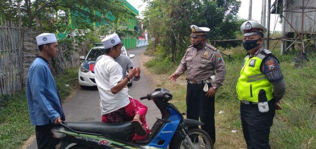Iptu Maryanto Polisi Legend Lumajang Main Film Pendek IAI Syarifuddin