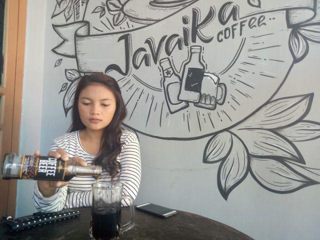 Javaika Coffe Lumajang Sajikan Beer Tidak Memabukan
