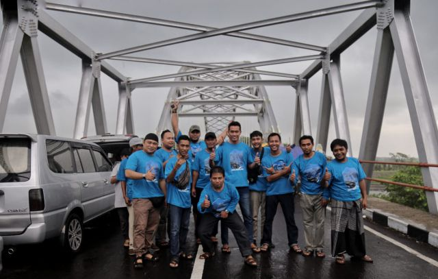 Wow, KKCI Basecamp Lumajang Anggotanya Seluruh Indonesia