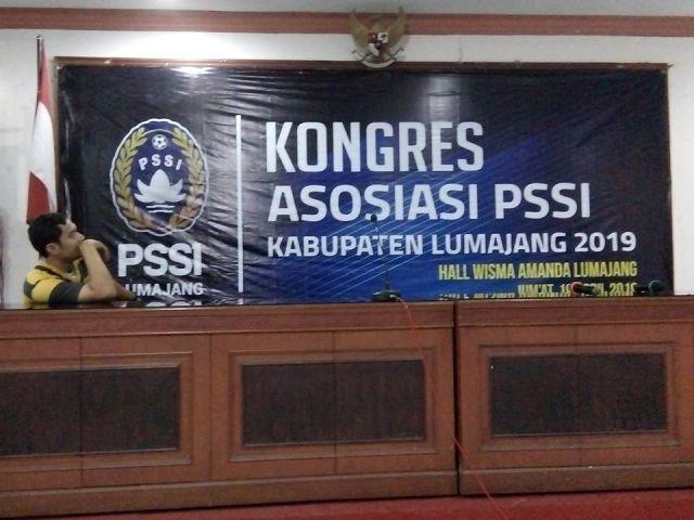 Askab PSSI Lumajang Gelar Kongres Tahunan di Hall Amanda Jum'at Besok