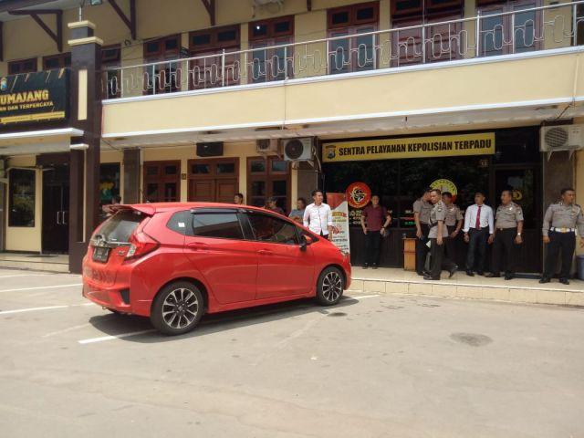 Zeki Pandansari Kehilangan Uang Rp 249 Juta di Mobilnya Lapor Polisi