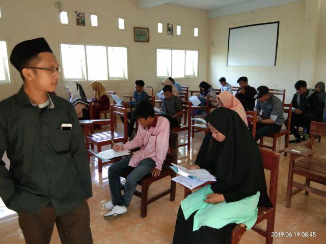 Puluhan Hafidz Ikut Ujian Masuk IAI Syarifuddin Lumajang