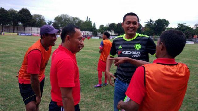 Kapolres Lumajang Ikut Dukung Semeru FC :  Luar Biasa..!!!