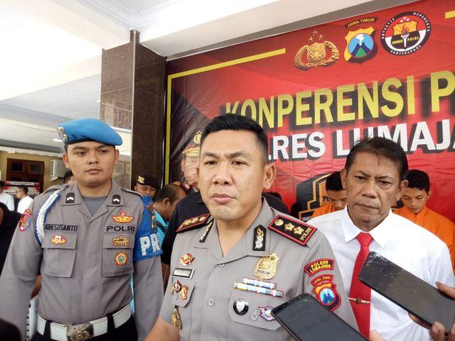 Biar Gak Capek Kerja di Sawah, Andi Anton Ranuwurung Konsumsi Sabu