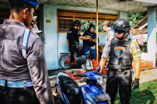 Kapolres : Pemilik Motor Bodong Tak Kooperatif Bisa Dijerat Pasal 480 KUHP