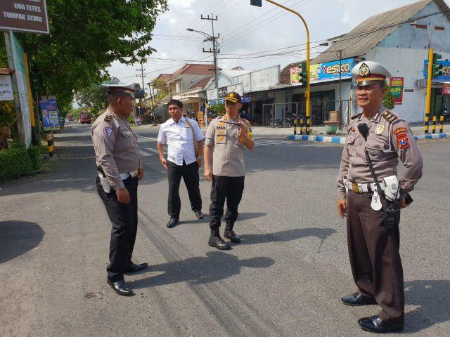 AKBP Arsal Sahban Siapkan Pengamanan Malam Tahun Baru di Lumajang