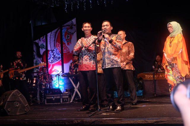 Kapolres Lumajang : BALOS Event Melestarikan Budaya Indonesia Untuk Dunia