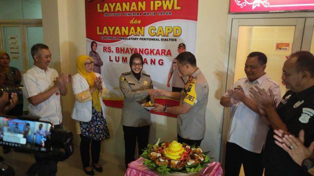 RS Bhayangkara Lumajang Buka Rehabilitasi Pecandu Narkoba
