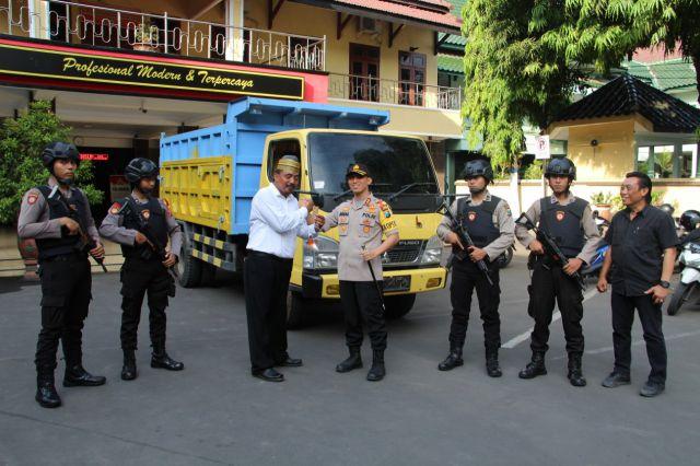 Polisi Duga Ada Komplotan Besar Spesialis Maling Truck di Lumajang