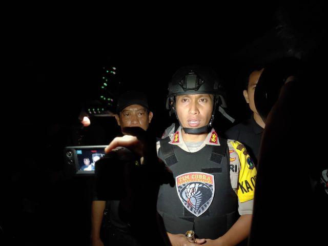 Tim Cobra Lumajang Bekuk Komplotan Begal asal Kedungmoro - Kunir
