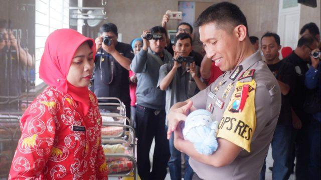 Tutupi Bayi Hasil Hubungan Gelap, Pemuda Pasirian Ngarang Cerita Palsu